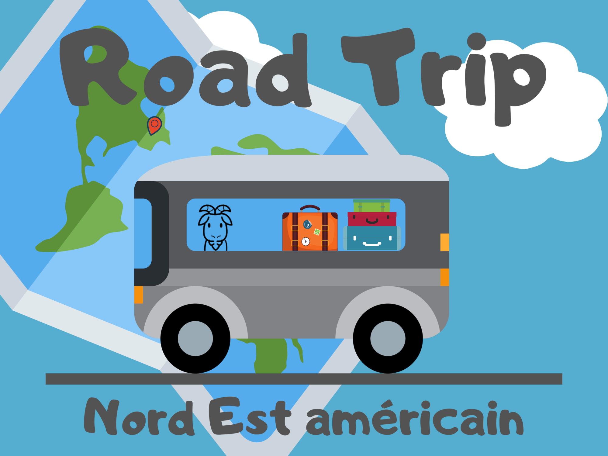 Road trip en bus : 15 jours sur la côte Nord Est d'Amérique