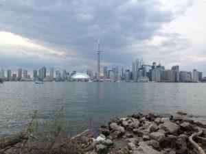 Toronto/Chutes du Niagara
