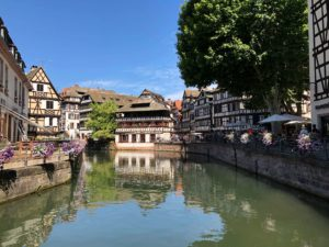 Strasbourg le temps d'un week-end