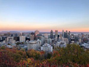 Admirer les couleurs d'automne à Montréal